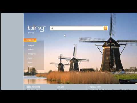 Microsoft Bing Preview