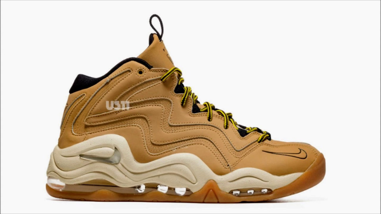 official photos 84575 28f6a Add to Your Wheat Nike Pippen Collection This Month Air Pippen 1 latest  to receive boot inspired