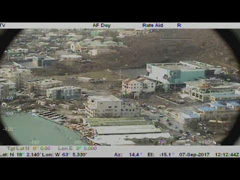 Hurricane Irma destroys Saint Martin: Canadian pilot says the damage is shocking