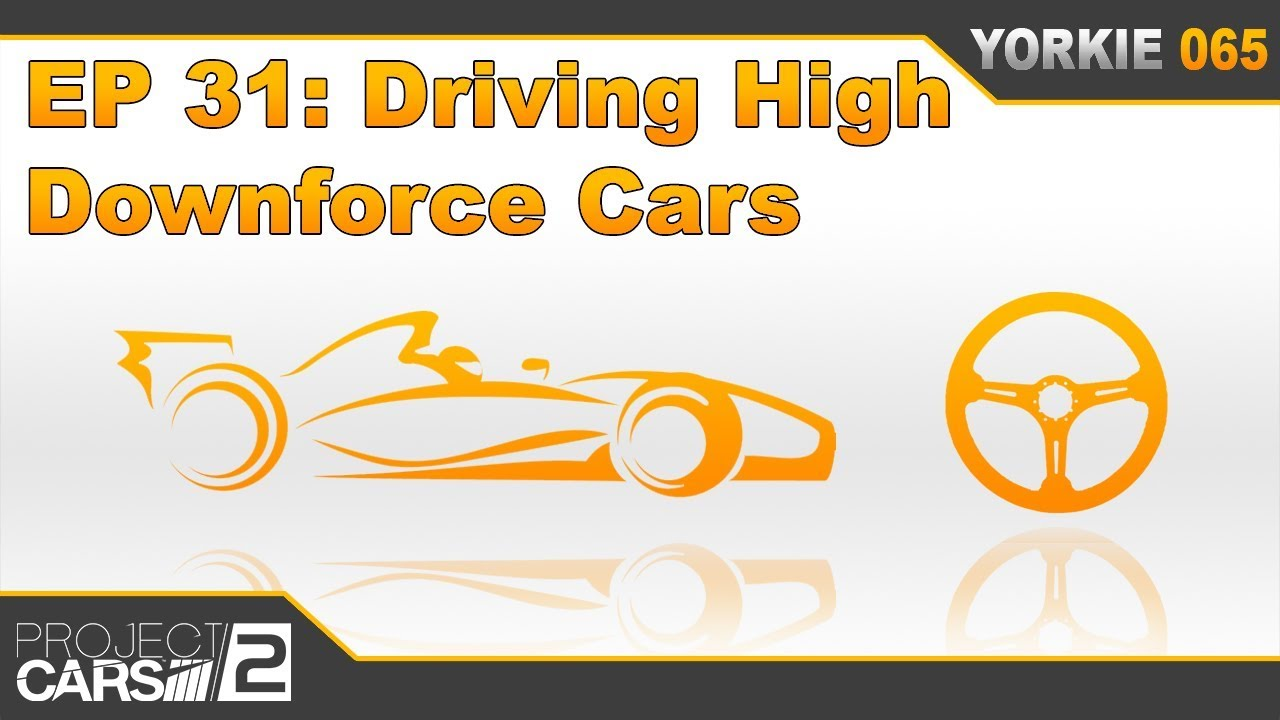 Episode 31 of the Insider's Guide: Driving High Downforce Cars