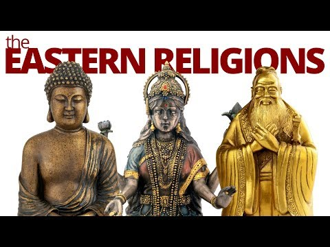 The Vortex—The Eastern Religions