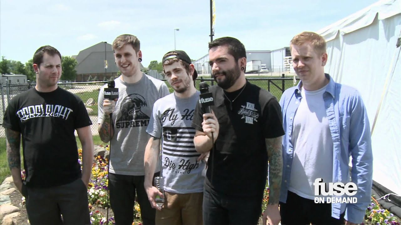1sts: A Day To Remember (February 2012) - YouTube A Day To Remember 2012