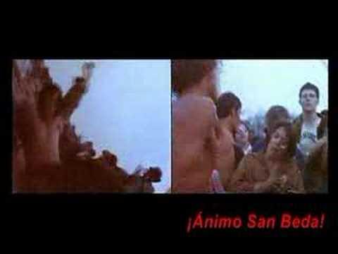 San Beda Lion's Roar(Indian Chant)/Hippie Rain Chant