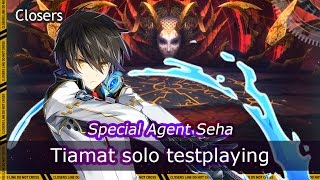 figcaption Closers - Seha Special Agent test in Tiamat