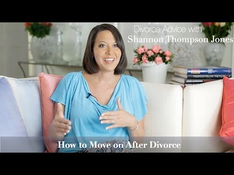 How to Move On and Become Whole Again After Divorce