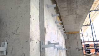 Вентилируемый фасад.(http://www.woodhead.ru/ Команда Woodhead приступила к монтажу вентилируемого фасада, с металлической подсистемой. Финишн..., 2015-03-10T14:01:25.000Z)