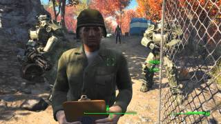 Fallout 4 PC Game Play MAX SETTINGS ALIENWARE 17 R3