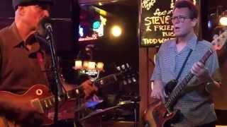 Steve Freund with Fred Kaplan.Keys.Bill Stuve.Bass.Dave Kida .Drums.I