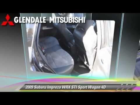 2009 Subaru Impreza WRX STI Sport Wagon – Glendale