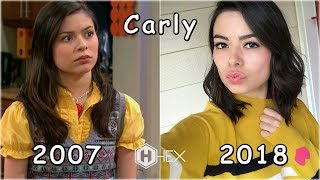 iCarly (Real Name & Age) - Then and Now 2018