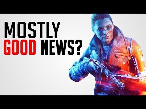 Finally... Some GOOD Battlefield V News!