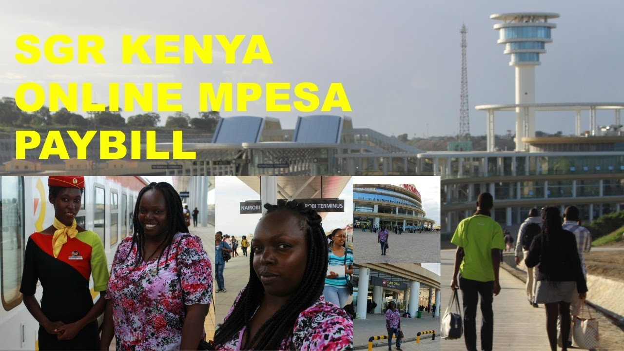 Kenia vlog /SGR BOOKING ONLINE |MPESA PAYBILL( DIAL 639 ON MOBILE UPDATE)