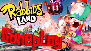 ABM: Rabbids Land *Board Game* Gameplay!! HD