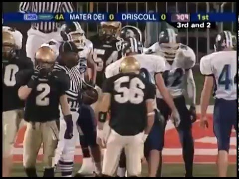 2006 IHSA Boys Football Class 4A Championship Game: Addison (Driscoll) vs. Breese (Mater Dei)