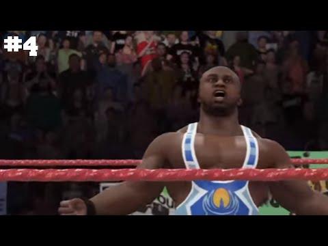WWE 2K16 Universe Mode Episode 4  - People Champion vs Phenomenal One