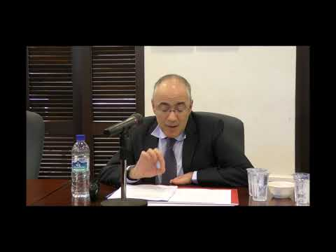 The Singapore Symposium in Legal Theory 2018: Talk by Professor Hanoch Dagan