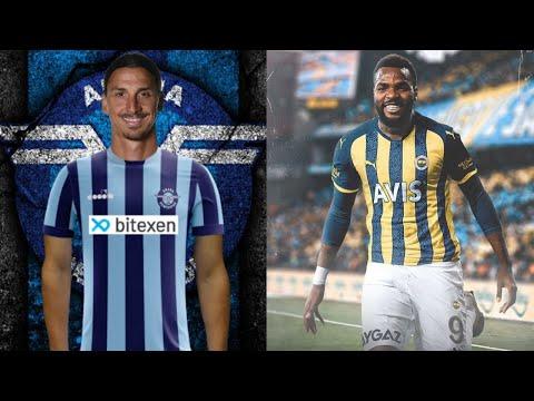 "Transfer Haberleri 2021 ⚽ ADS ""Türkiye'nin Real Madrid'i"""