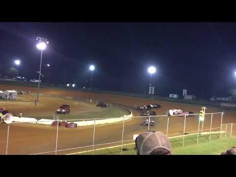 Fayetteville  Motor Speedway Dirt Open Wheel Modified 1/4 10-6-18