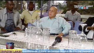 Reginal Bouls an dirèk nan  Breakfast Entre Nous sou Lajan PetroCaribe a. LIVE