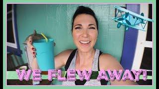 We Flew Away!! |  Lanai Hawaii Vlog 1