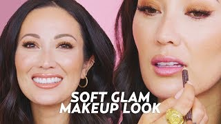 Soft Glam Makeup Look: My Makeup Artist Shares My Go-To Look! | Beauty with Susan Yara