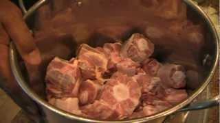 How to cook Ox Tails