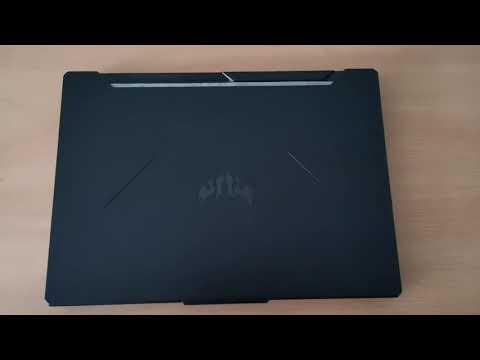 Ноутбук Asus TUF Gaming F15 FX506LI-HN012 (90NR03T2-M05800) Bonfire Black
