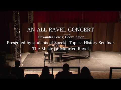 All-Ravel Concert