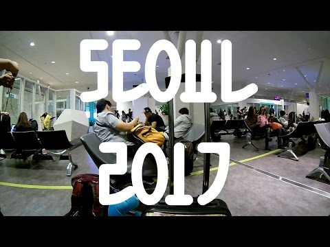 Winter Seoul Trip Jan 2017 | dillaVlogs