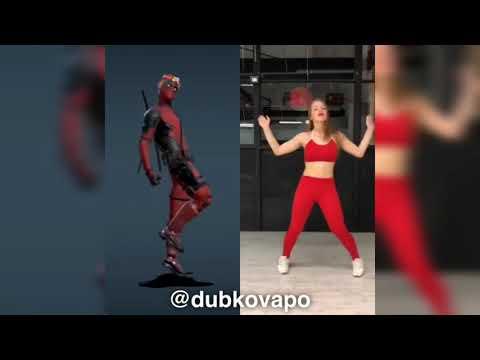 deadpool dance challenge.