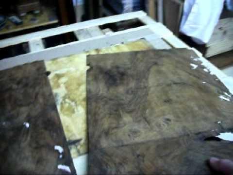 Filmato come preparare la colla da falegname doovi - Impiallacciatura mobili ...