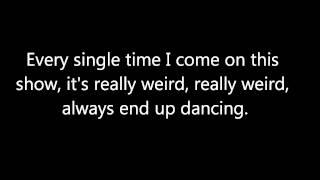 Taylor Swift & Zac Efron sing a duet - Really Weird - Lyrics
