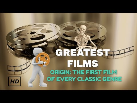 Greatest Films I  First Film Of Every Genre Part I(1874-1896)