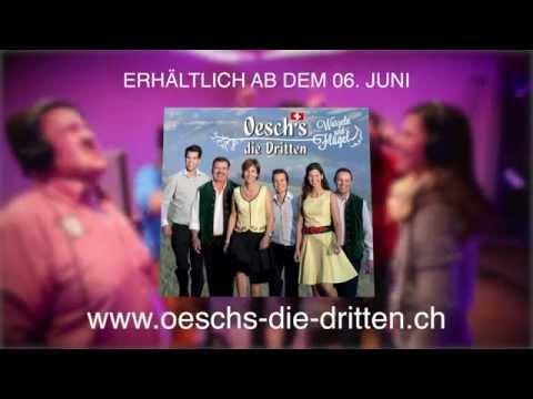 """Oesch's Die Dritten - Das Making-of Video Zum Neuen Album """"Wurzeln Und Flügel*"""