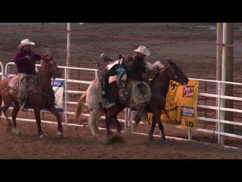 2016 South Dakota High School Rodeo Saddle Bronc Champion