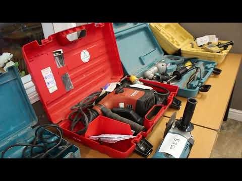 Police Auction - Monday 26th November - Clwyd Auction Centre Ewloe