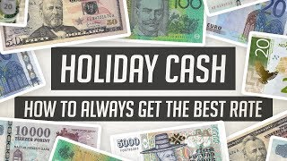 How to ALWAYS Get The Best Rate on Travel Money