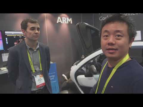 Open Source Vehicle (OSVehicle) on ARM with Renault Twizy