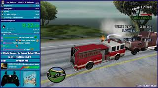GTA San Andreas 100% Speedrun Practice - Hugo_One Twitch Stream - 8/7/2018