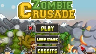 Zombie Crusade Walkthrough