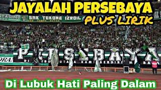 Berjayalah Persebaya Live Chant Bonek Plus Lirik