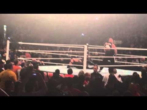 WWE RAW 3-31-14