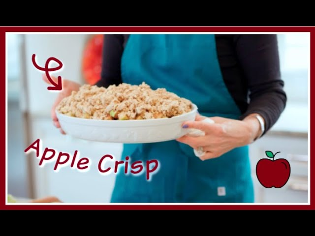 Baked by Betsy- Episode 9 - Apple Crisp