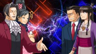Miles Edgeworth: Ace Attorney Investigations - Pursuit ~ Lying Coldly (arranged)