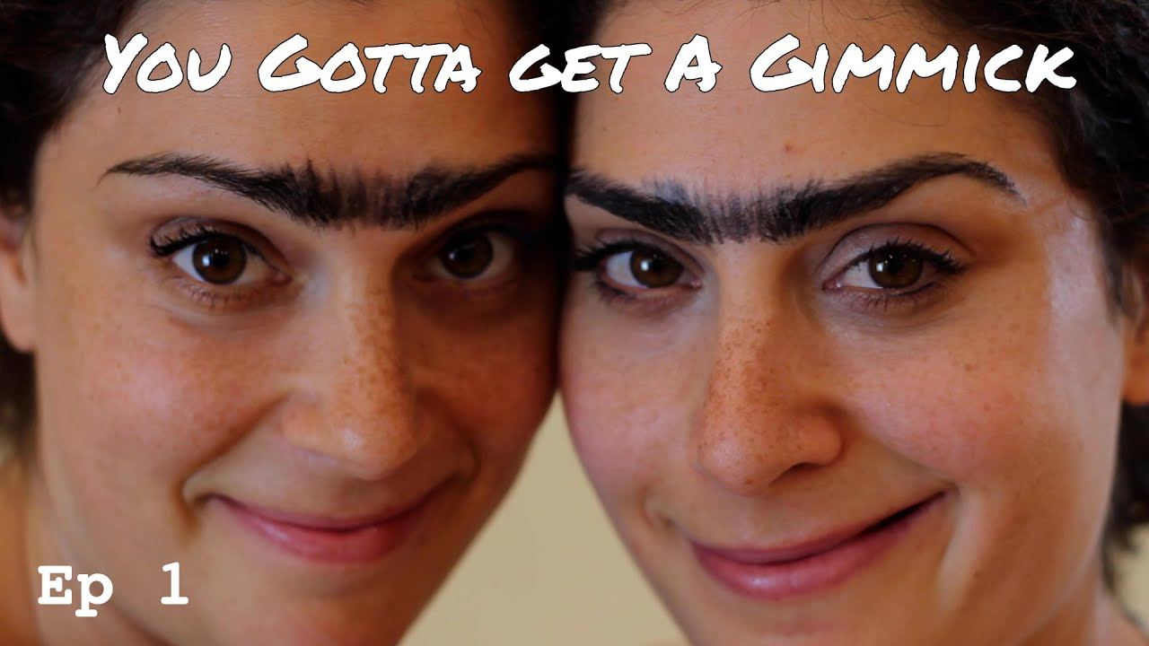 Episode 1 - You Gotta Get A Gimmick