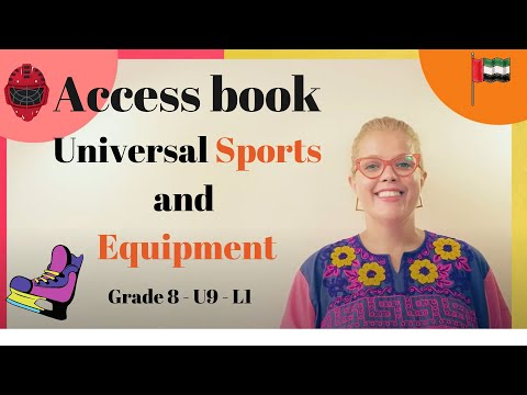 sports-and-equipment---access-book---grade-8---u9--l1