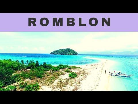 ROMBLON - BONBON BEACH AND FUERZA DE SAN ANDRES