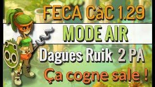 [ PVP ] FECA AIR 12 PA - ON TESTE LES DAGUES RUIK + GLYPHE FULMI, ÇA ARRACHE ! KOLI 1 V 1 !