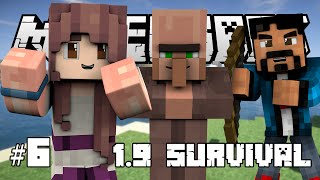 Minecraft - VILLAGER WANTS TO STEAL MY WIFE! Minecraft 1.9 Snapshot Let