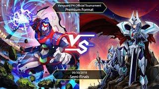 Deimon Devil Bats Vs Oujou White Knights but in Vanguard
